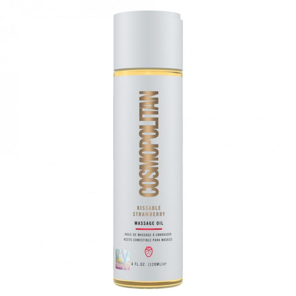 Olejek do masażu Cosmopolitan Kissable Massage Oil Vanilla