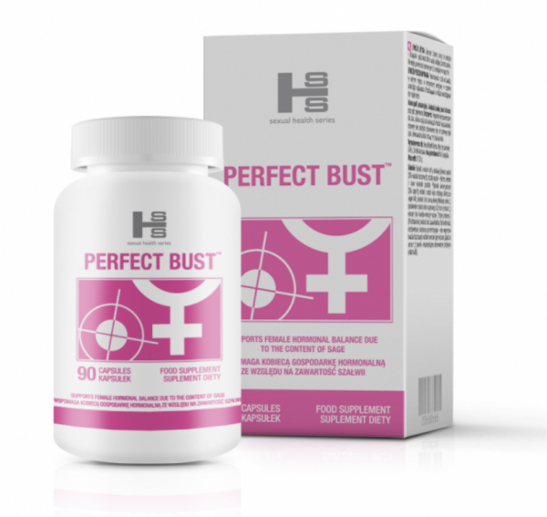 Perfect bust - tabletki na powiększenie biustu