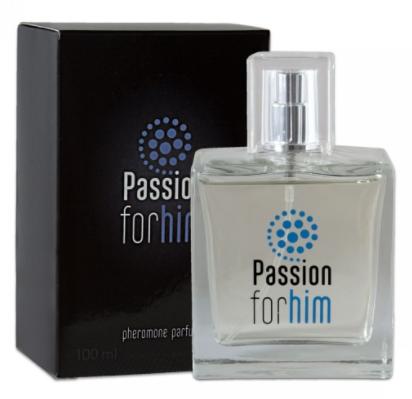 Passion for him 100ml – perfumy z feromonami - męskie
